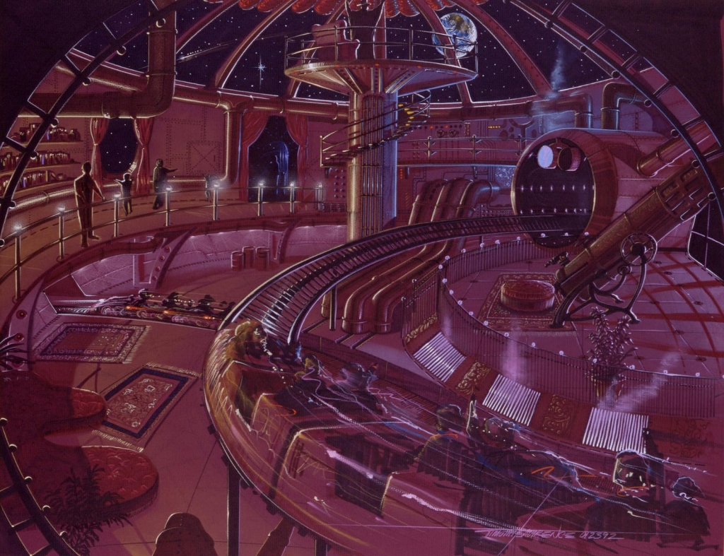 Star Wars Hyperspace Mountain [Discoveryland - 2017] - Page 8 Concept_Art_Discoveryland_03-1024x787