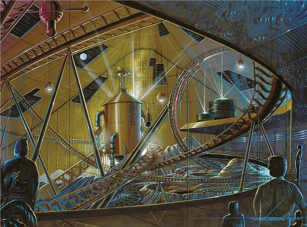 Star Wars Hyperspace Mountain [Discoveryland - 2017] - Page 8 Concept_Art_Discoveryland_04-1024x757